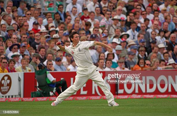Gary Pratt, England's 12th man, England v Pakistan, 4th Test, The Oval, Aug 06.