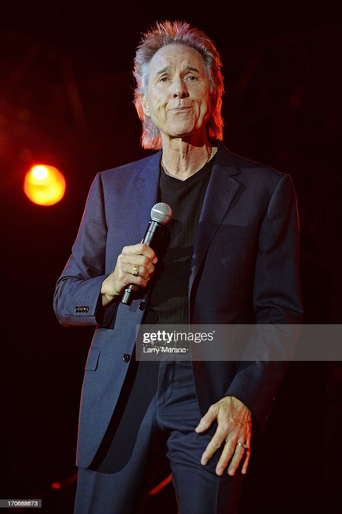 Gary Puckett performs at Seminole Casino Coconut Creek on