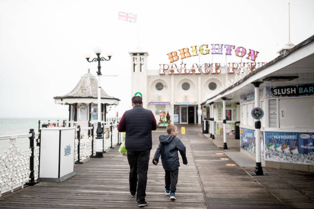 GBR: Seaside Resort Of Brighton Reopens Star Attractions and Hospitality