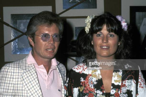 Gary Pudney and Lucie Arnaz during Dolores Gray Opening at Studio One in Los Angeles California United States