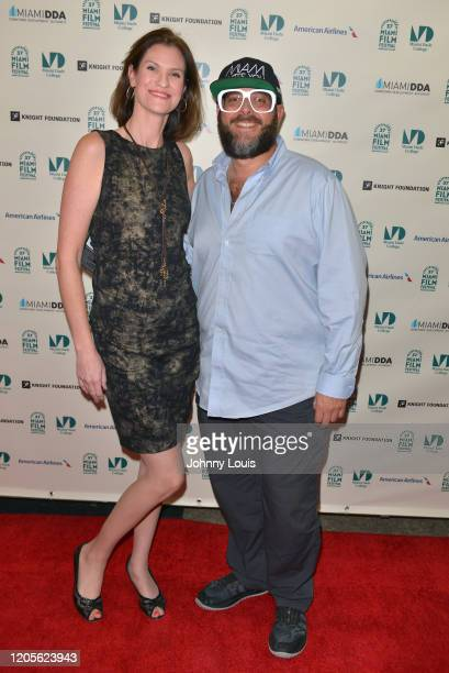 Gary Ressler is seen during 37th Annual Miami Film Festival presented by Miami Dade College opening night at Olympia Theater At Gusman Hall on March...