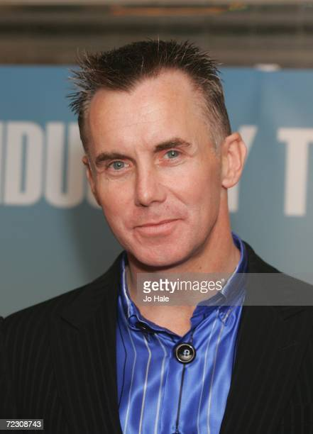 Gary Rhodes attends the Music Industry Trust Awards 2006 at the Grosvenor House on October 30 2006 in London England