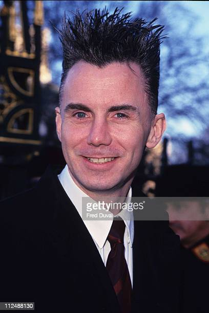 Gary Rhodes during Children of Courage Awards 1999 at Westminister Abbey in London United Kingdom