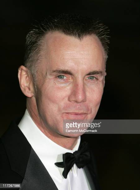 Gary Rhodes during Great Briton Awards 2006 Arrivals at Guildhall in London United Kingdom