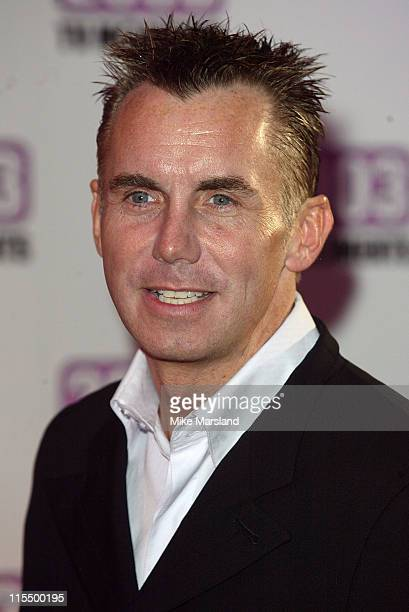 Gary Rhodes during The Best of 2003 TV Moments Arrivals at BBC Television Centre in London Great Britain