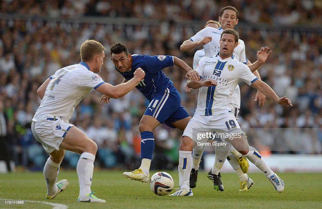 Leeds United v Chesterfield - Capital One Cup First Round