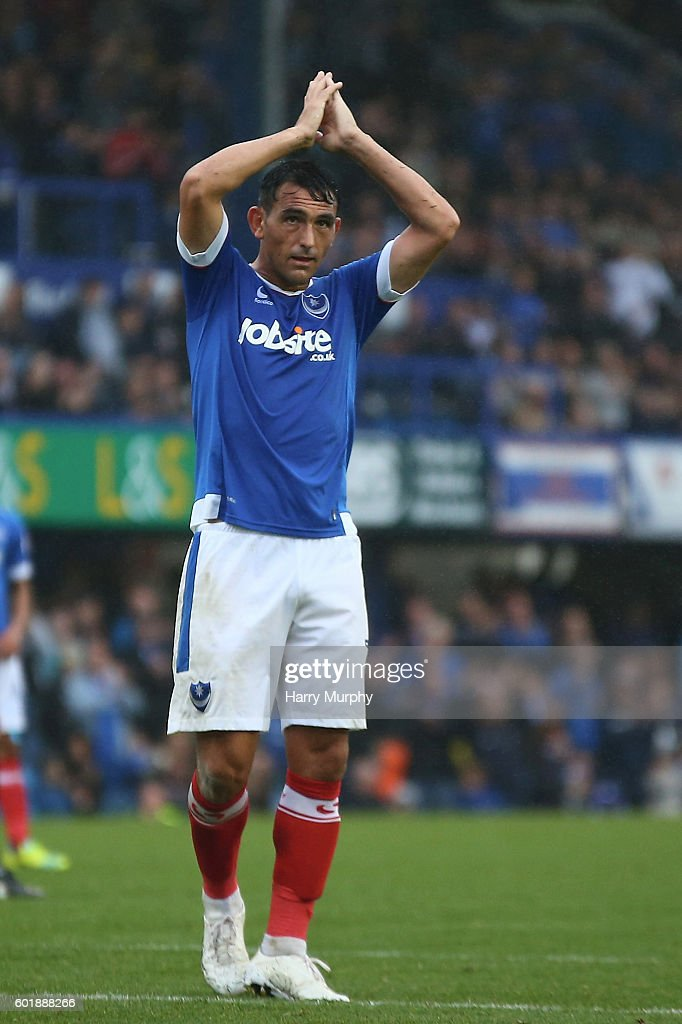 Portsmouth v Wycombe Wanderers - Sky Bet League Two