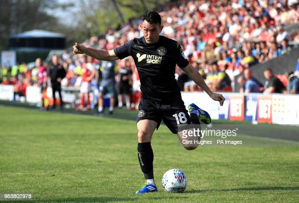 Gary Roberts Wigan Athletic