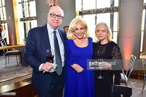 Gary Rosenblatt Harriette Rose Katz and Carole Rosenblatt attend Harriette Rose Katz Hosts The Second Anniversary of The Chosen Few at The Rainbow...