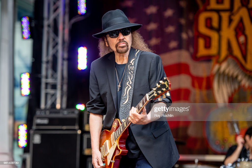Lynyrd Skynyrd Performs On Fox & Friends Summer Concert Series