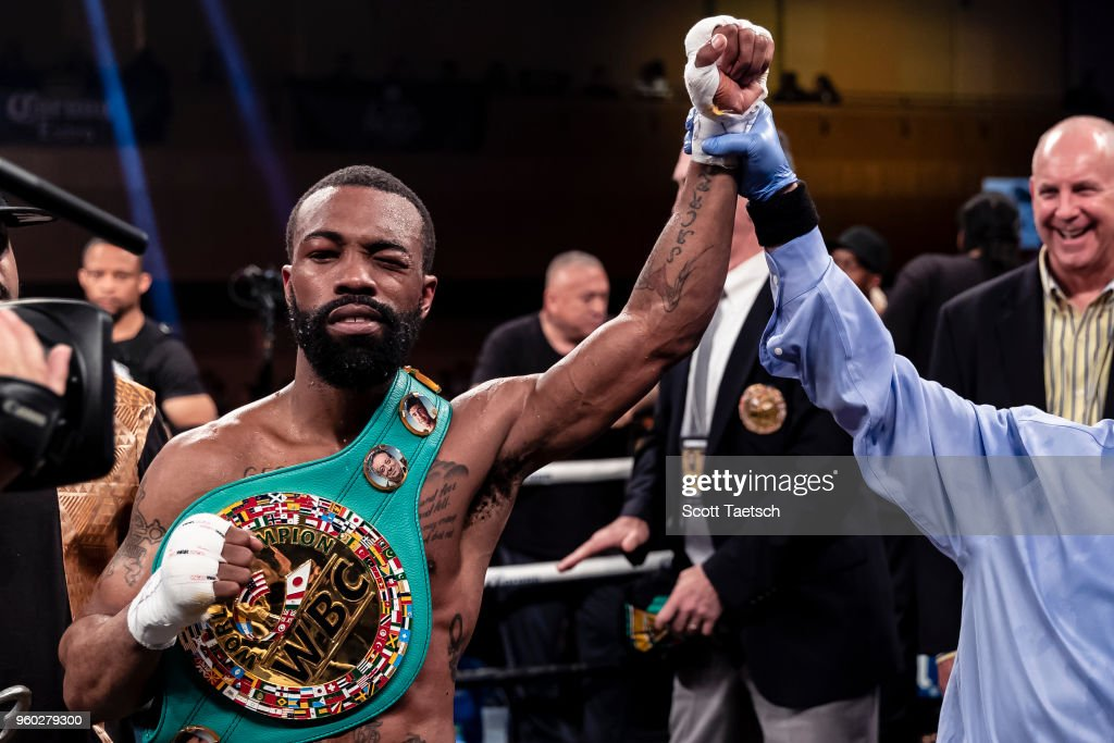 Gary Russell Jr. v Joseph Diaz Jr. : News Photo
