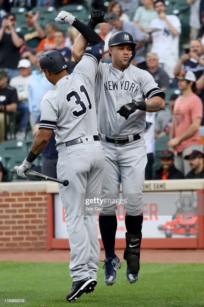 MD: New York Yankees v Baltimore Orioles
