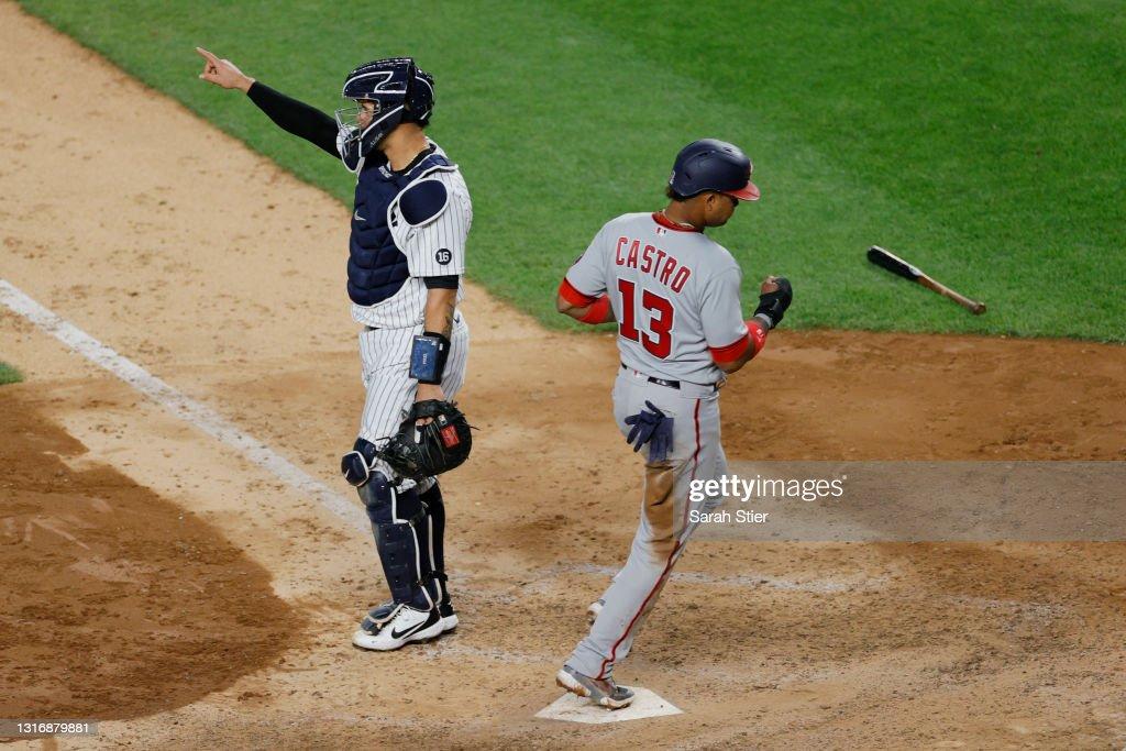 Washington Nationals v New York Yankees : News Photo
