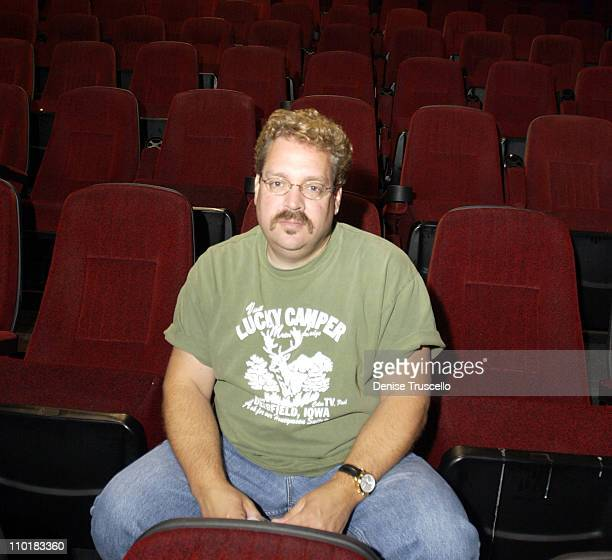 Gary Scott Thompson during CineVegas Film Festival 2003 Krispy Kreme Doughnuts With Gary Scott Thompson at The Palms Casino Resort in Las Vegas...