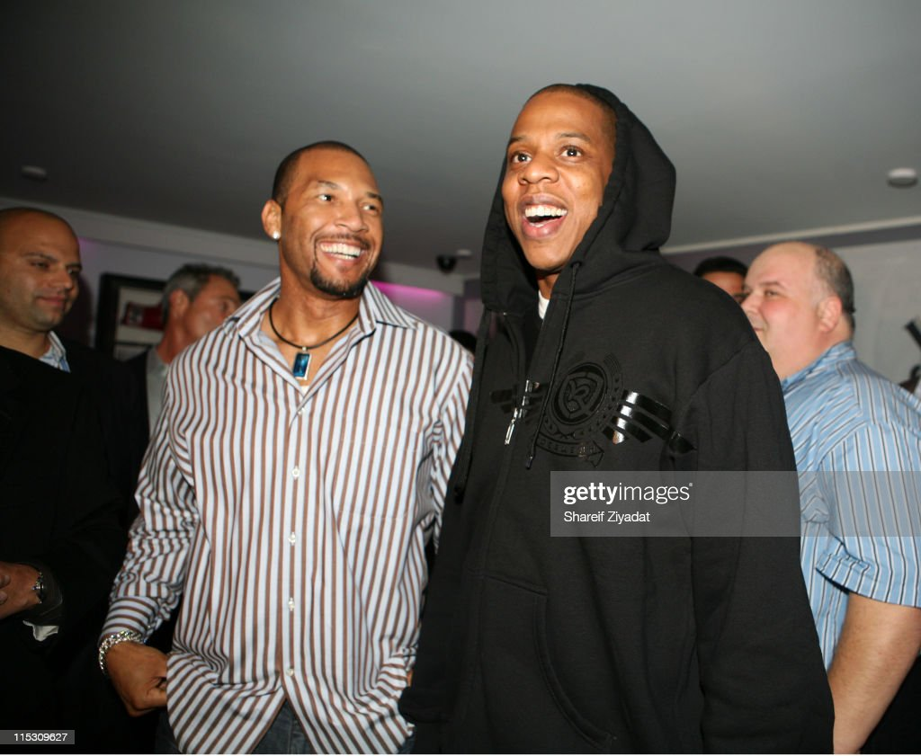 Alex Rodriguez and Jay Z Celebrity Poker Tournament - Inside