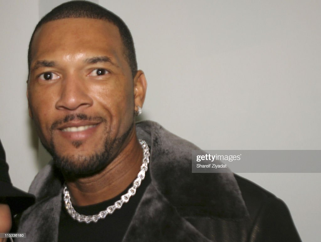 Gary Sheffield during 50 Cent Hosts Private Screening of 'Get Rich or Die Tryin' - October 29, 2005 at Tribeca Screening Room in New York City, New York, United States.
