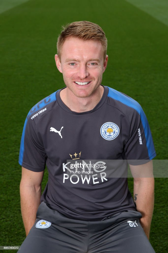 Gary Silk Ð First Team Physiotherapist during the Leicester City Official Team Group on November 1 , 2017 in Leicester, United Kingdom.