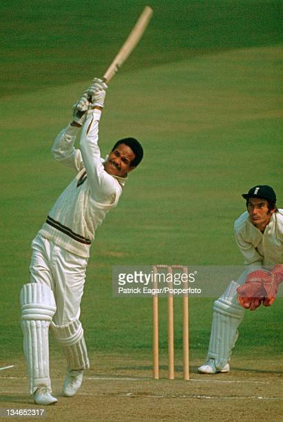 Gary Sobers, England v West Indies, 2nd Test, Edgbaston, August 1973.
