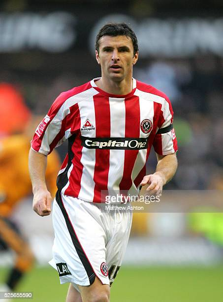 Gary Speed of Sheffield United