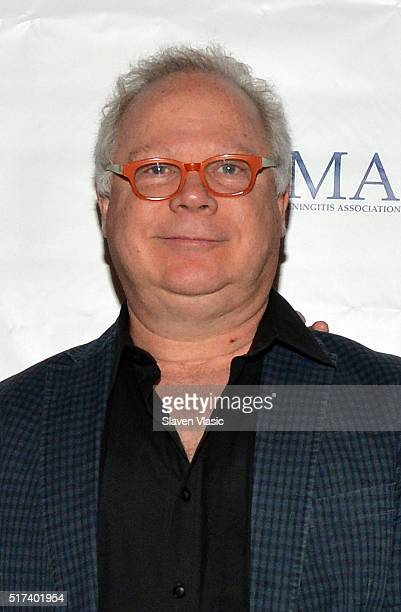 Gary Springer attends the preshow reception for annual 'Give Kids a Shot Gala Celebration' Broadway's support for The National Meningitis Association...