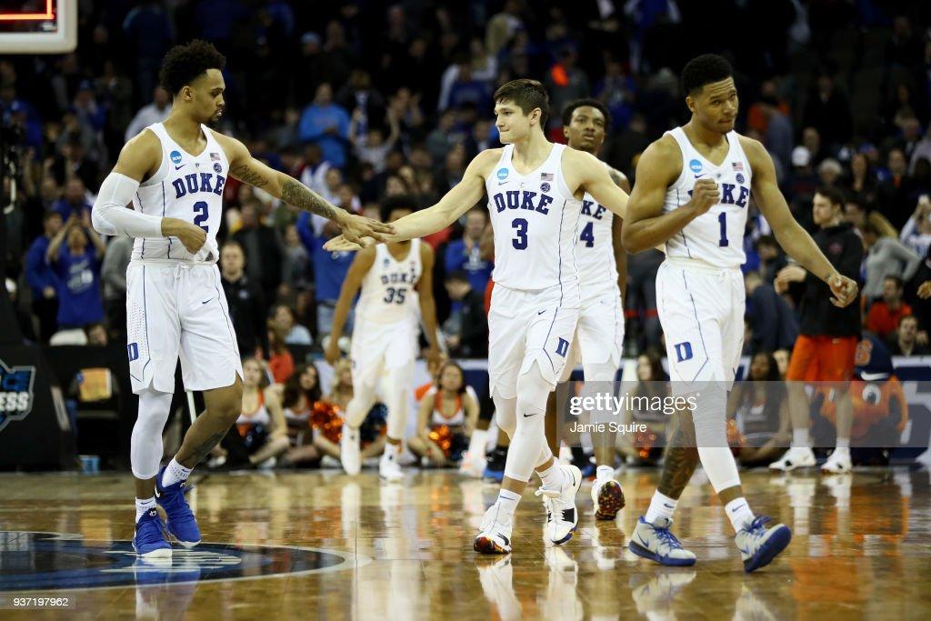 NCAA Basketball Tournament - Midwest Regional - Omaha