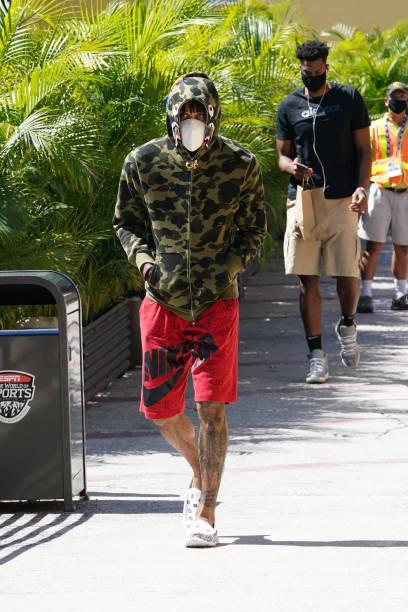 FL: Los Angeles Clippers v Portland Trail Blazers