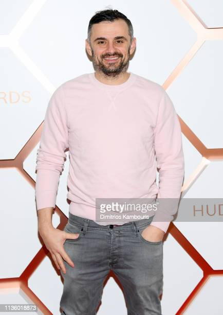 Gary Vaynerchuk attends Hudson Yards New York's Newest Neighborhood Official Opening Event on March 15 2019 in New York City