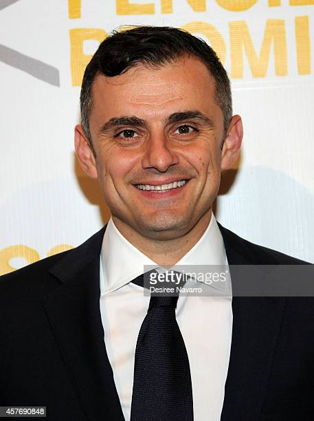 Gary Vaynerchuk attends the 4th Annual Pencils Of Promise Gala at Cipriani Wall Street on October 22 2014 in New York City