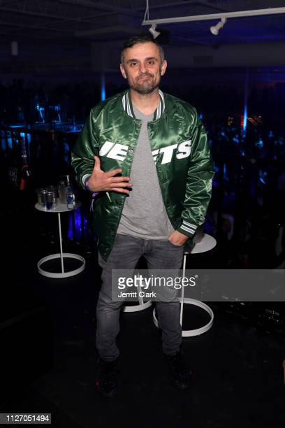 Gary Vaynerchuk attends The Maxim Big Game Experience at The Fairmont on February 02 2019 in Atlanta Georgia