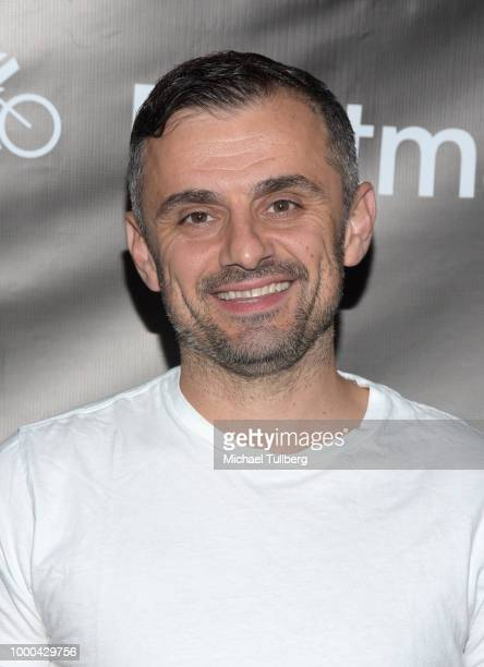 Gary Vaynerchuk attends VaynerSports' 2nd Annual Celebrity ESPY's KickOff Party at Dream Hotel on July 16 2018 in Hollywood California