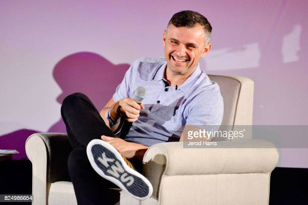 Gary Vaynerchuk attends WORLDZ Cultural Marketing Summit 2017 at Hollywood and Highland on July 31 2017 in Los Angeles California