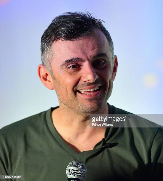 Gary Vaynerchuk speaks at A Keynote Conversation during 2019 A3C Festival Conference at AmericasMart on October 10 2019 in Atlanta Georgia
