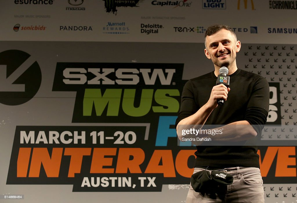#AskGaryVee IRL: Gary Vaynerchuk Answers It All - 2016 SXSW Music, Film + Interactive Festival