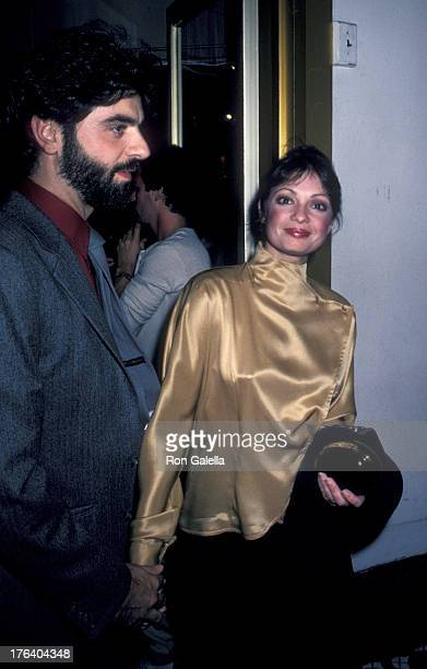 Gary Verna and Karen Valentine attend the opening of The Elephant Man on September 28 1980 in New York City