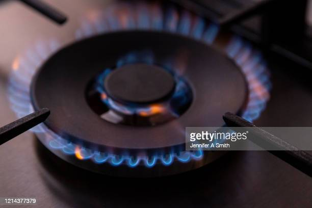 gas burner - gas stock pictures, royalty-free photos & images
