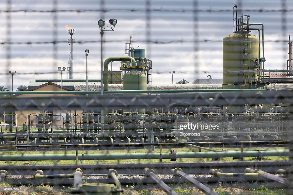 Oil And Gas Operations In Nigeria : News Photo