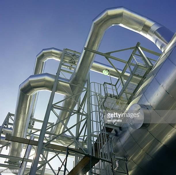 Gas Plant Detail #2