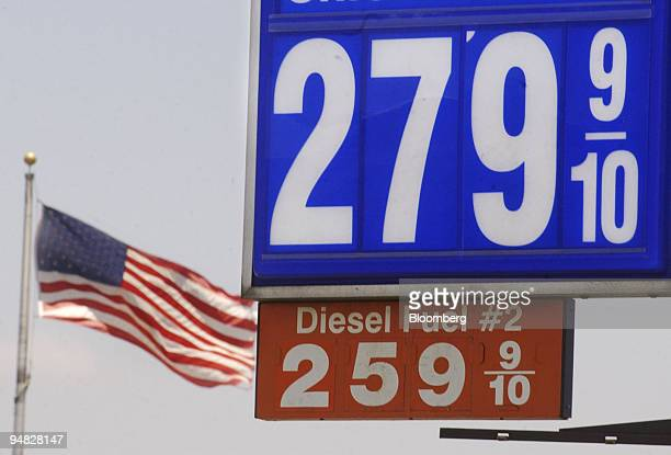 Gas Prices San Diego >> Gas Prices Are On Display At A 76 Gasoline Station In San Diego
