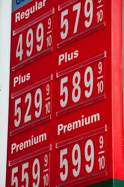 gas prices in california