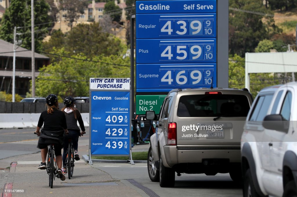 CA: Heading Into Memorial Day Weekend, California Leads Nation In Highest Gas Prices