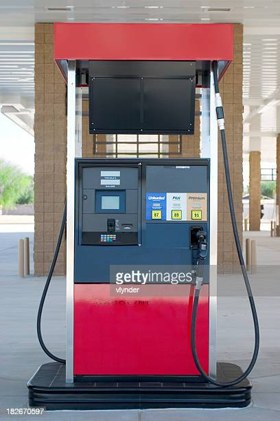 Gas pump II