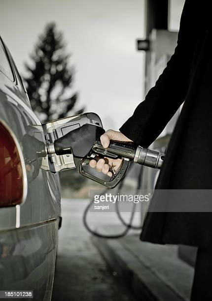 Gas Recesion
