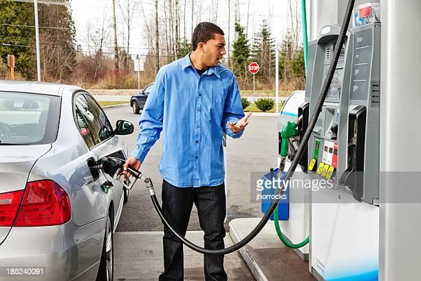 Gas Station Frustration