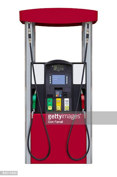 gas station fuel pump - gas pump stock pictures, royalty-free photos & images