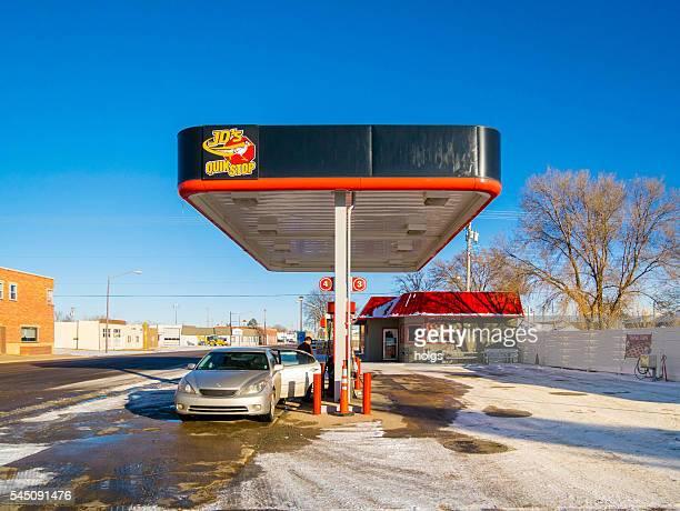 Gas Station in Colorado Springs