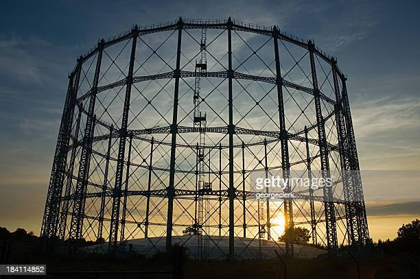 gas storage framework - drum container stock pictures, royalty-free photos & images