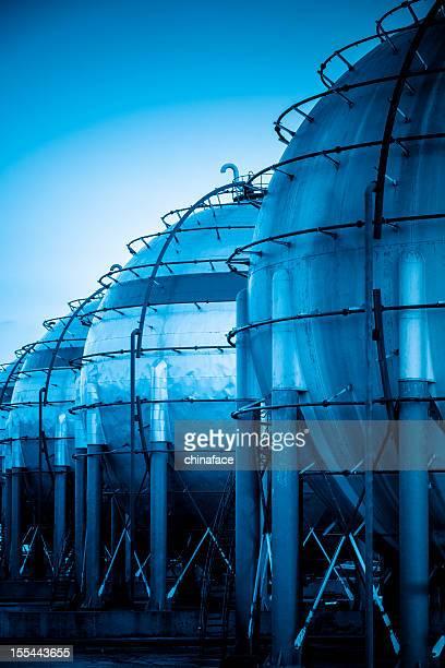 Réservoirs de Stockage de carburant