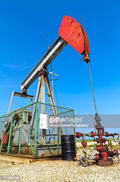 Gas Well Pumpjack