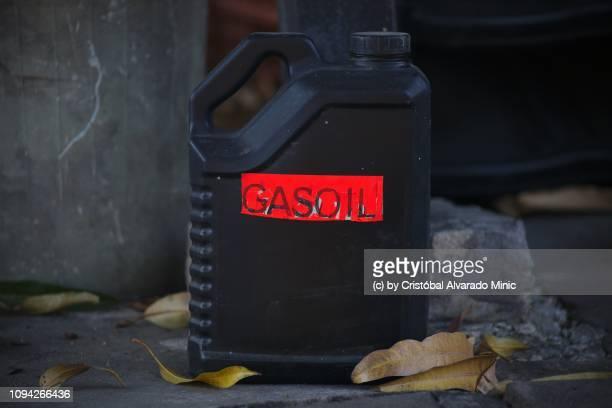 Gasoil Can