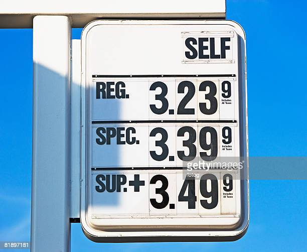 gasolene prices
